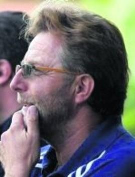 <b>Klaus Wächter</b> ist neuer Trainer des SV Woelf - kw-svw